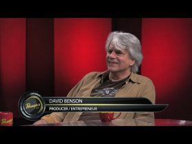 Barry Manilow Producer/Engineer and Entrepreneur  David Benson – Pensado's Place #326