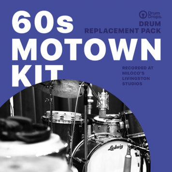 60s Motown Kit – Drum Replacement Pack