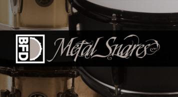 Expansion Packs - FXpansion BFD Metal Snares