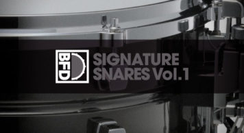 Expansion Packs - FXpansion BFD Signature Snares Vol.1