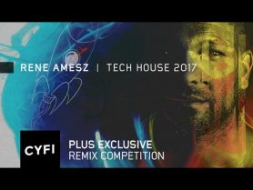 How To Make Tech House 2017 with Rene Amesz – Kick, Clap and Master Bus Adjustments