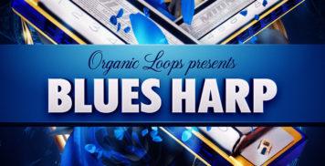Sample Packs - Organic Loops Blues Harp