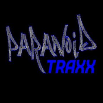 Paranoid Traxx Label - Minimal