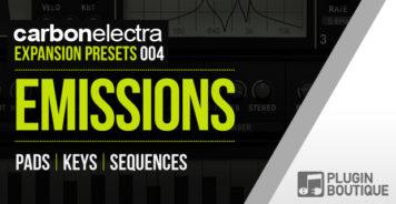 Expansion Packs - Plugin Boutique Carbon Electra Expansion Pack: Emissions
