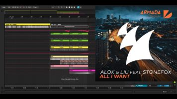 alok liu feat stonefox all i wan - Alok & Liu Feat. Stonefox - All I Want [Ableton project] Remake