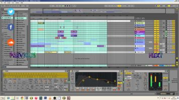 ALVITA – WARRIOR ABLETON LIVE JUNGLE TERROR REMAKE PROJECT TUTORIAL HARDWELL WIWEK ALVITA