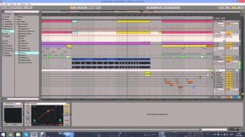 Avicii – Levels (Skrillex remix) remake in Ableton Live