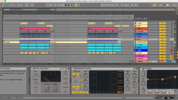 Axwell – Barricade ( 1/1 PERFECT REMAKE ) ABLETON LIVE