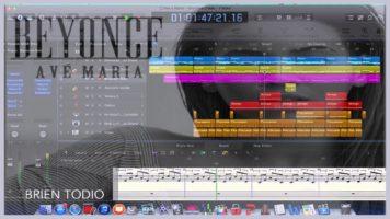 beyonce ave maria instrumental l - Beyoncé - Ave Maria Instrumental - Logic Pro X - Remake - Brien Todio