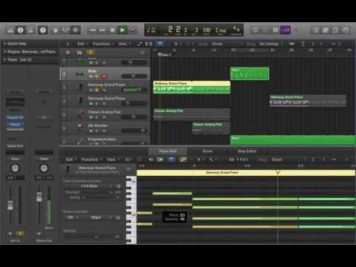 Calvin Harris Ft. Frank Ocean & Migos – Slide Instrumental Remake (Logic Pro X)