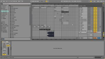 Calvin Harris – My Way (Ableton 9 Remake + ALS)