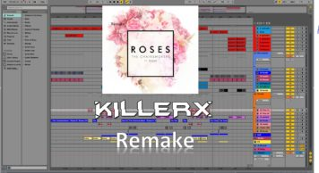 Chainsmokers – Roses (Killerx Remake) [100% IDENTICAL] [+ABLETON PROJECT FILE]