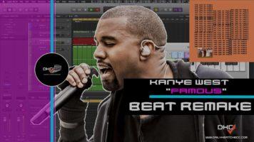 "chopping samples like kanye wes - ➢ Chopping Samples: Like Kanye West ""Famous"" Remake In Logic Pro X DailyHeatChecc"