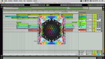 Coldplay – Adventure Of A Lifetime – Ableton Remake