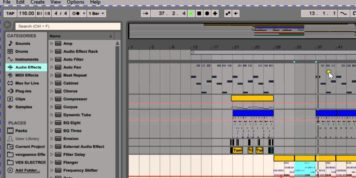 Daft Punk – Aerodynamic (ABLETON LIVE REMAKE + PROJECT FILE) by Vito Guerra