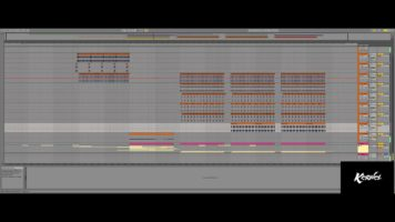 Dastic – Go Home – Ableton Live 9 Remake