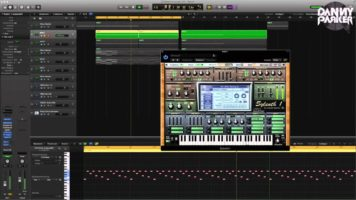 david guetta ft sam martin dange - David Guetta ft. Sam Martin - Dangerous // Logic Pro X Remake HD DQP