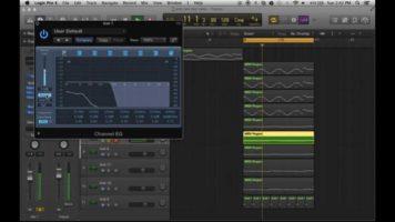 David Guetta – Just One Last Time ft. Taped Rai (Drop Remake) Logic pro X