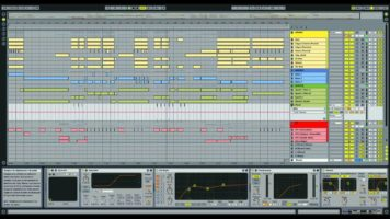 dawhits ableton live templates l - DAWHITS - Ableton Live Templates - LMFAO - Party Rock Anthem (Remake)