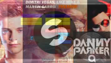Dimitri Vegas & Like Mike VS Martin Garrix – TREMOR – Logic Pro REMAKE DROP DANNY Q PARKER HD