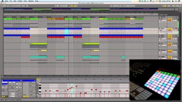 Disclosure – White Noise ft. AlunaGeorge (Ableton Push Remake)
