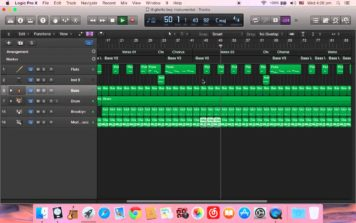Dr Dre Ft Snoop Dogg Lil' Ghetto Boy Instrumental Remake Logic Pro