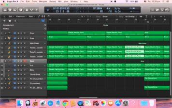 Dr Dre The Watcher Instrumental (Logic Pro X Remake)