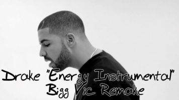 DRAKE – ENERGY INSTRUMENTAL (BIGG VIC REMAKE) | APPLE LOGIC PRO X