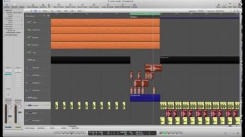 Dropgun & Tony Junior – Cobra (Frend remake) logic pro 9