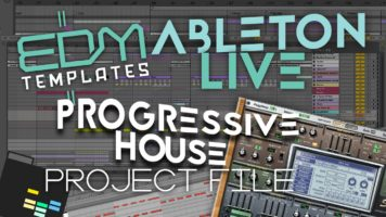 DUBVISION – VERTIGO ABLETON LIVE REMAKE TEMPLATE PROJECT ALS PROGRESSIVE HOUSE TUTORIAL