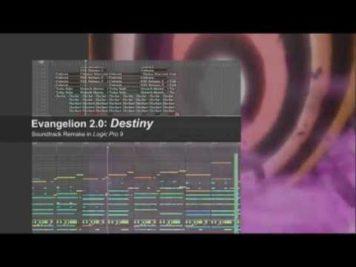 Evangelion 2.0: Destiny [Soundtrack Remake in Logic Pro 9]