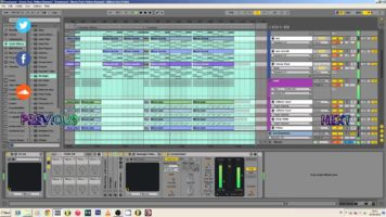 feenixpawl ghosts feat melissa r - FEENIXPAWL - GHOSTS Feat  MELISSA RAMSAY ABLETON LIVE REMAKE TEMPLATE PROJECT ALS PROGRESSIVE HOUSE