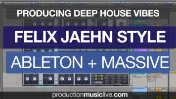 Felix Jaehn Tutorial Ableton & Massive Remake – Ed Sheeran Photograph Felix Jaehn Style Remix