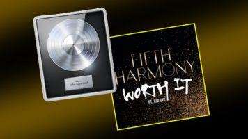 Fifth Harmony feat. Kid Ink – Worth It [Instrumental] [Logic Pro Remake]