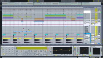 Flo Rida feat. Sage the Gemini and Lookas – GDFR (Ableton Live Remake) + Project File! [By Ridge]