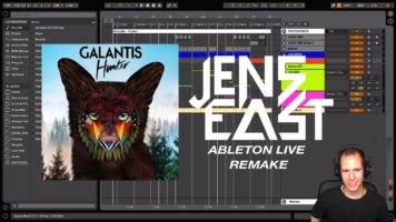 galantis hunter ableton live ful - Galantis - Hunter - Ableton Live Full Remake Tutorial