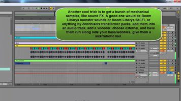 Getter – Fallout (Ableton Live Remake) + Dubstep bass tips