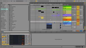 Hardwell – Blackout (Ableton 9 Remake + ALS)