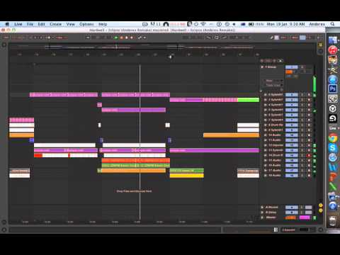 Hardwell – Eclipse (Original Mix) Ableton Remake FREE PROJECT DL