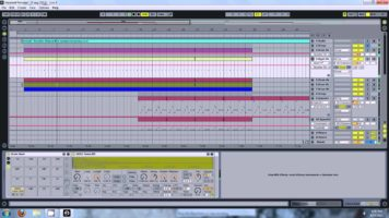 How to make Encoded from Hardwell[Ableton Remake]