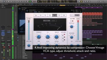 How To Make Fat Acid Sound in Logic Pro X