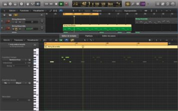 John Dahlbäck – Atlantis (Temporal Remake) Logic Pro X