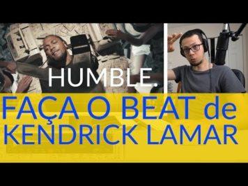 kendrick lamar humble beat remak - Kendrick Lamar Humble Beat REMAKE - Aprenda a fazer a batida no Ableton Live