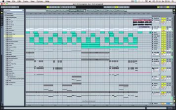 knife party fire hive ableton remake (free massive patch)