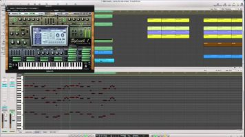 Krewella – Live For The Night (W&W REMIX) / Logic Pro Remake /// DANNYQPARKER HD