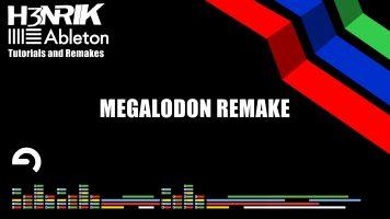 kshmr megalodon h3nrik ableton l - KSHMR - Megalodon [H3NRIK ABLETON LIVE REMAKE + ALS ]