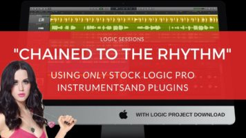 Making A Beat: 'Chained To The Rhythm' (Remake) / Katy Perry Tutorial / Standard Logic Instruments