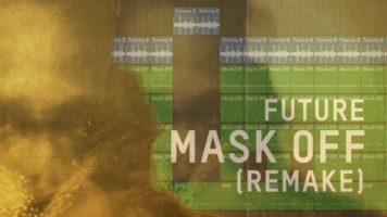 making a beat future mask off re - Making a Beat: Future - Mask Off (Remake)