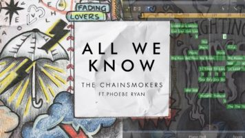 making a beat the chainsmokers f - Making a Beat: The Chainsmokers ft. Phoebe Ryan – All We Know (Remake)