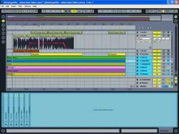making david guetta when love ta - Making  David Guetta -When love takes over (Ableton remake).mp4